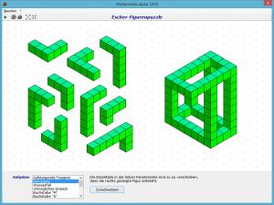 Escher-Puzzle
