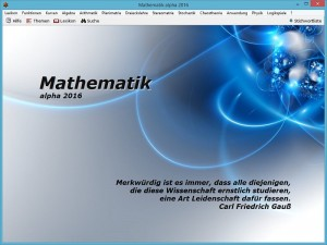 Mathematik alpha