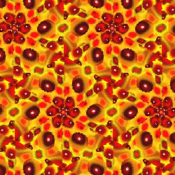Kaleidoskopbild
