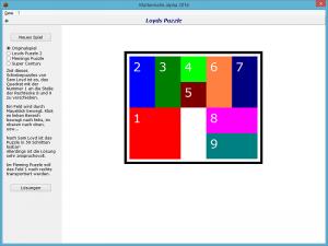 Loyds Puzzle